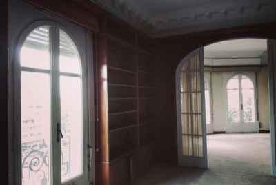 Квартира под ремонт в престижном районе Les Corts